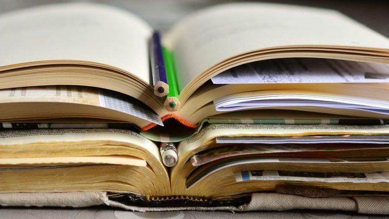 Skrivböcker
